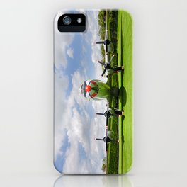 Hastings T.5 TG517 iPhone Case