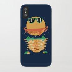 Happy Exploring iPhone X Slim Case