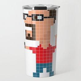 Web Nerd Travel Mug