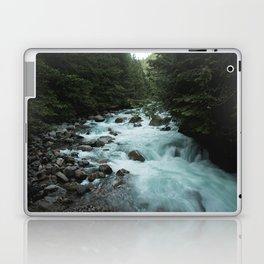 Pacific Northwest River II Laptop & iPad Skin