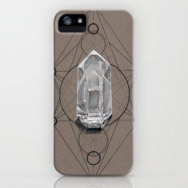 Sacred Geometry  iPhone Case