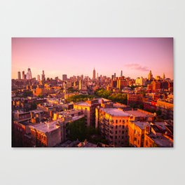 New York, I Love You (West Village Edition) Canvas Print