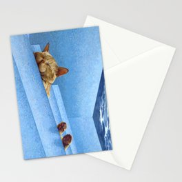 En Agonia Stationery Cards