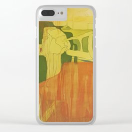 Commodity  Clear iPhone Case