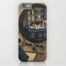 dialing in iPhone Case