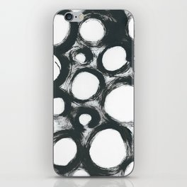 Circ Abstract iPhone Skin