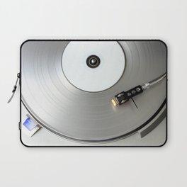 Silver Ice Laptop Sleeve