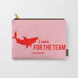 FOR THE TEAM - Matsuoka Rin Carry-All Pouch