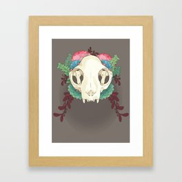 Do Not Touch (Textless Version) Framed Art Print