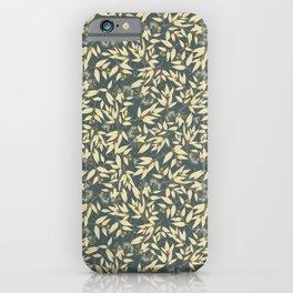Pohutukawa Garland iPhone Case