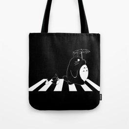 Ghibli Road Tote Bag