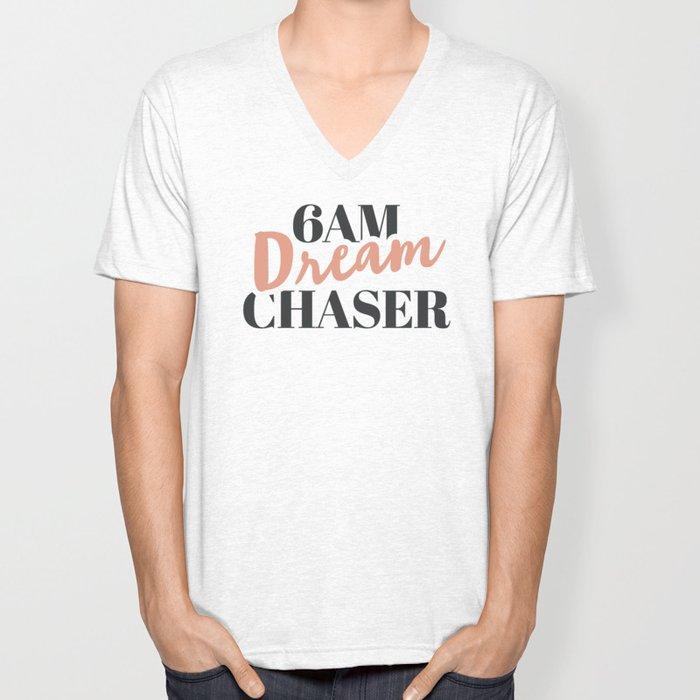 6am Dream Chaser Unisex V-Neck