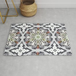 Defying Gravity Rug