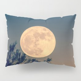 Full Moon Rising Pillow Sham