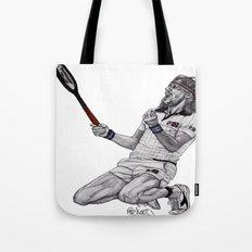Tennis Borg Tote Bag
