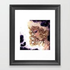 Les plumes... Framed Art Print