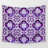boho Wall Tapestries featuring Boho by Lyle Hatch