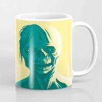 zombie Mugs featuring Zombie by Jasn