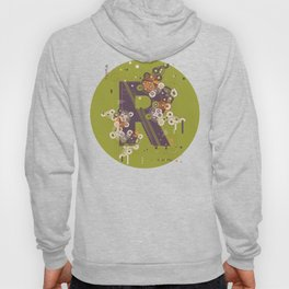 R (Pattern-Infected Type) Hoody