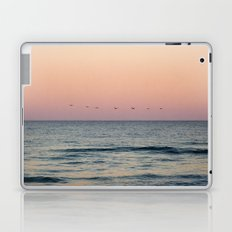 Pelicans at Sunset Laptop & iPad Skin