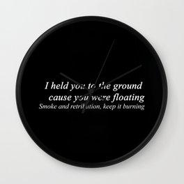 Flume // Smoke & Retribution  Wall Clock