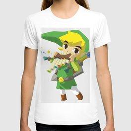 Link Cartoon T-shirt