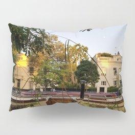 Maida Vale at Sunset. Little Venice. London Pillow Sham