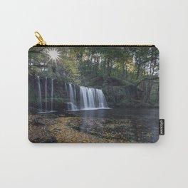 Sgwd Ddwli Uchaf waterfall Carry-All Pouch