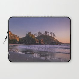 Golden Sunset Laptop Sleeve