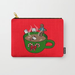 Relaxing Hot Cocoa Carry-All Pouch