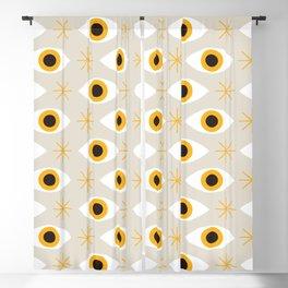 EYES_POP_ART_02 Blackout Curtain