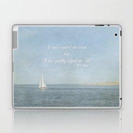 Adjust your sail Laptop & iPad Skin