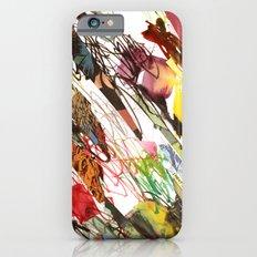 comic letter 3 iPhone 6 Slim Case