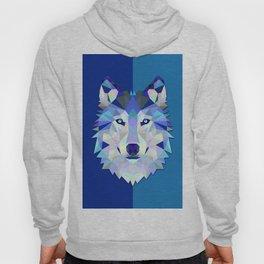 Graphic Wolf Hoody