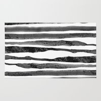 channel Area & Throw Rugs featuring Channel by HENRIPRINTS