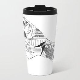 Architecure of touch Travel Mug