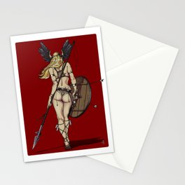 The Valkyrie Stationery Cards