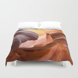 Antelope Canyon, United States Duvet Cover