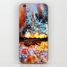 Something is Burning iPhone & iPod Skin