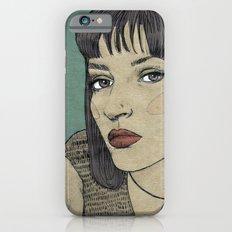 Mia (Mia Wallace Pulp Ficion) iPhone 6s Slim Case