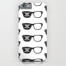Hipster Pirate iPhone 6s Slim Case