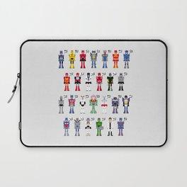 Transformers Alphabet Laptop Sleeve