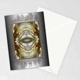 Cafe au Lait Kaleidoscope Stationery Cards