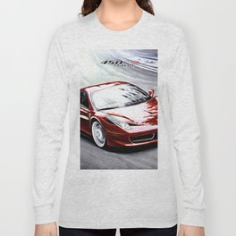 RED AND FAST Long Sleeve T-shirt