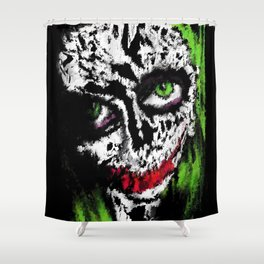 No Laughing Matter Shower Curtain