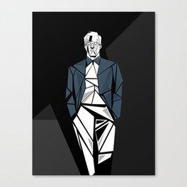 Corner Light Canvas Print