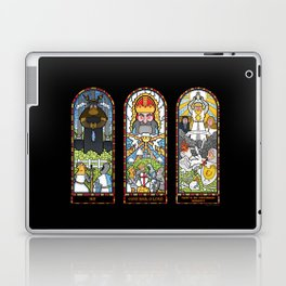 Windows of Aaarrgggh Laptop & iPad Skin