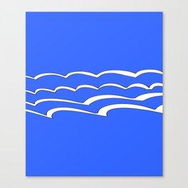 Mariniere marinière – new variations IV Canvas Print