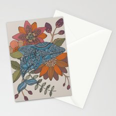 Blue Dolphin Stationery Cards