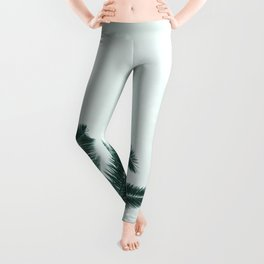 Palm tree abstract Leggings